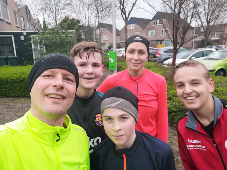 Kwart Marathon